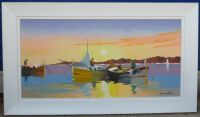 Dawn Fisherman, St Tropez