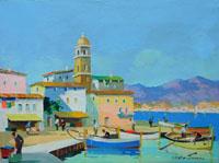 A corner of St Tropez