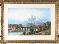 Durham City from Elvet