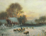 A Winter Scene