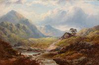 Glen Finglass in the Trossachs