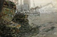 The Fish Quay, North shields