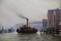 The Tyne Ferry