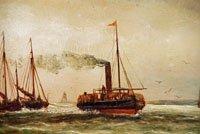 A Tug on the Tyne