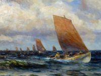 Fishing Cobble, Returning Home