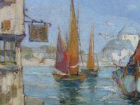 Cornish Harbour and Inn