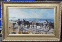 Donkeys at Clifftone Margate
