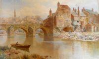Elvet Bridge, Durham City