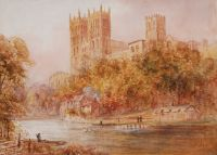 Fulling Mill and Durham Cathedral